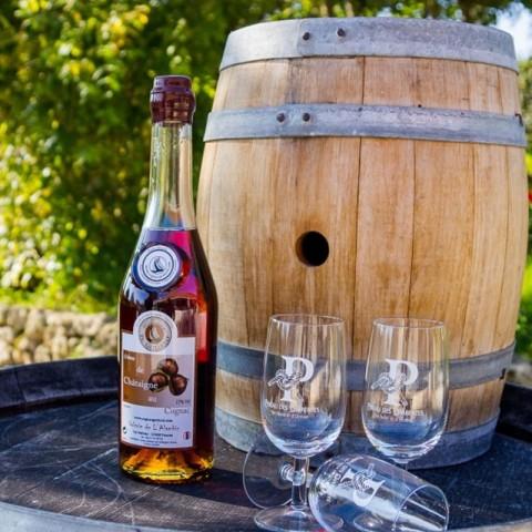 Crème de Châtaigne au Cognac
